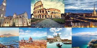Risultato immagini per tour città d'arte italiane